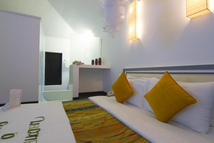 Junior Suite Room With Balcony
